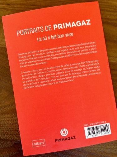 Livre d'entreprise Primagaz
